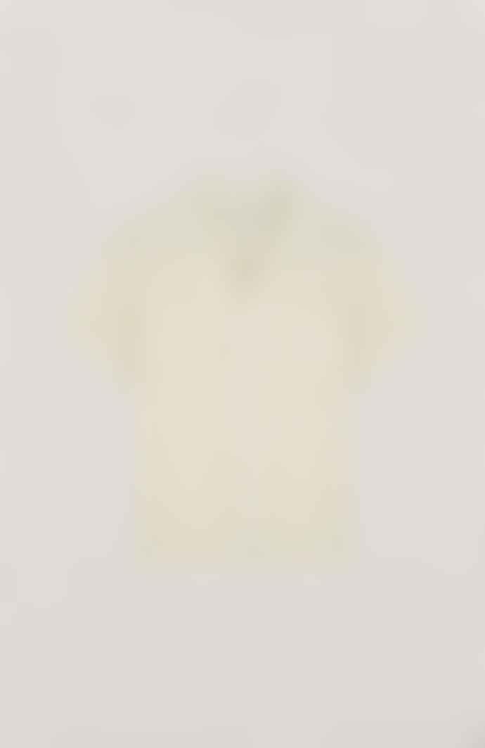YMC Ecru Malick Shirt
