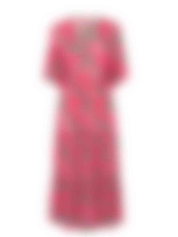Primrose Park Bright Pink Alice Glorious Dress