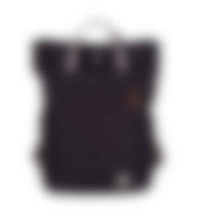 ROKA Medium Ash Black Finchley Sustainable Rucksack
