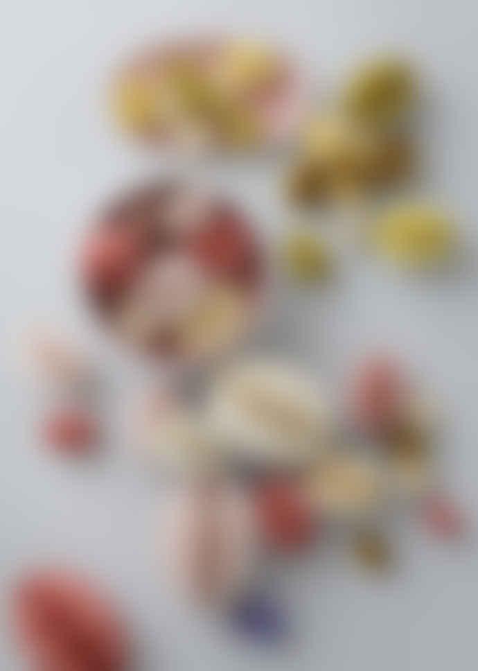 Bungalow Paper Honeycomb Egg Swirl Medium (different colors)