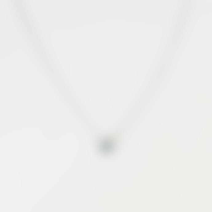 Busby & Fox Ania Silver Gilded Swarovski Necklace