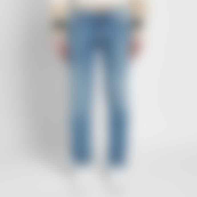 Nudie Jeans Thin Finn Lost Orange Jeans L32