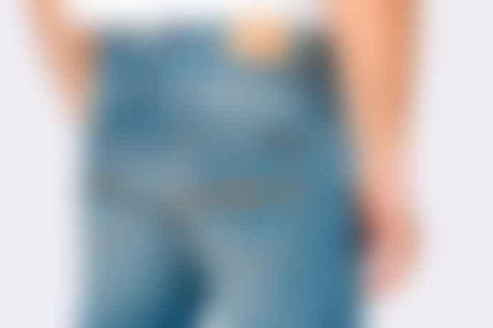 Nudie Jeans S Sixten Celestial Orange Jeans