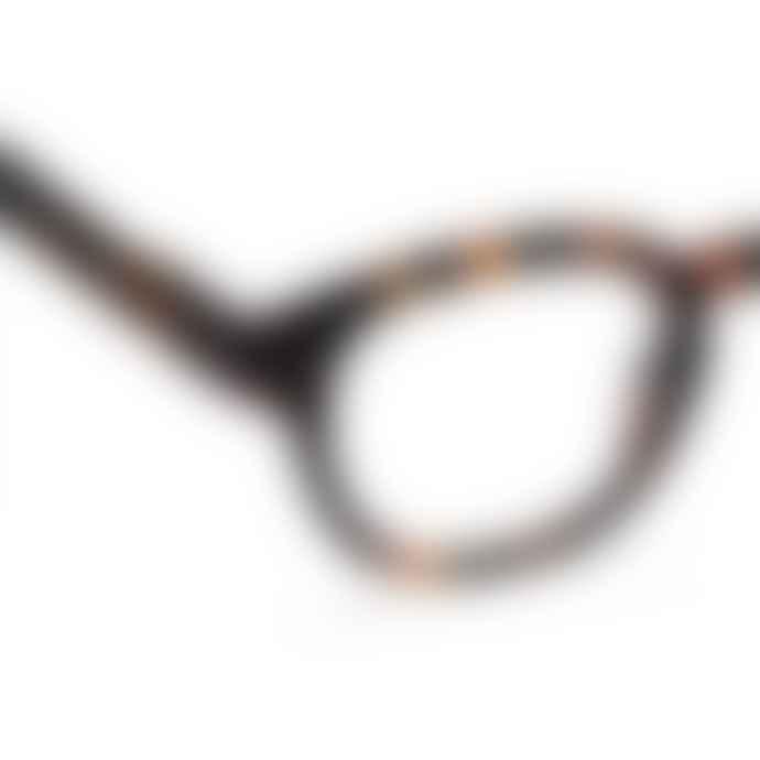 IZIPIZI Reading Glasses Style C Tortoise 2.5