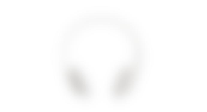 Kreafunk White Bluetooth Headphone