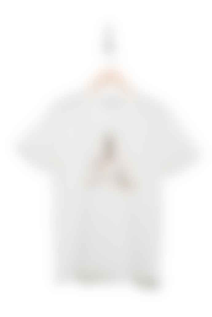 OLOW Pyramide Ecru T Shirt