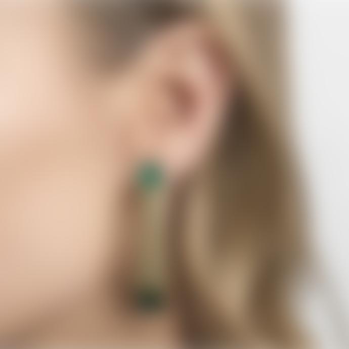 Maison 203 3D Printing Loft Earrings