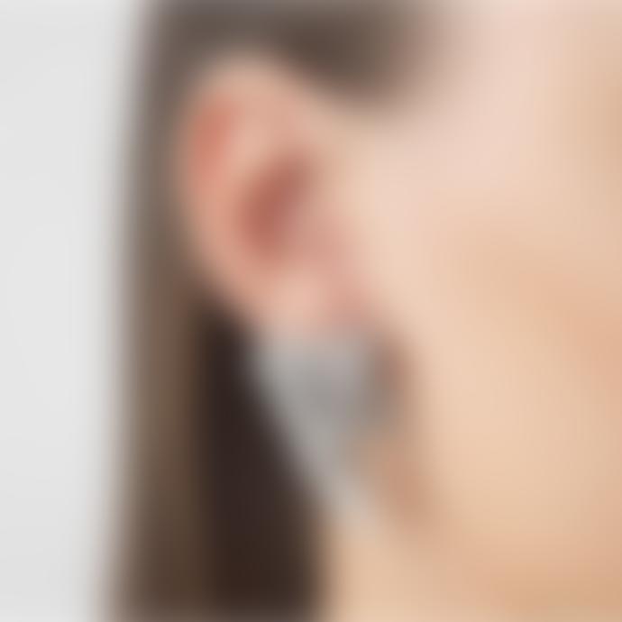 Maison 203 3D Printing Fragmented Earrings