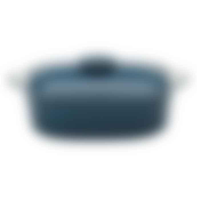DRH Teal BIA International Scoop Casserole Dish