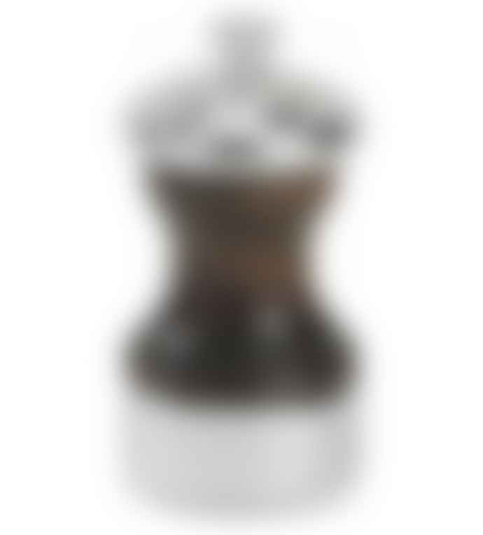 Peugeot Palace Silver Plated Polished Wood 10 Cm Pepper Mill