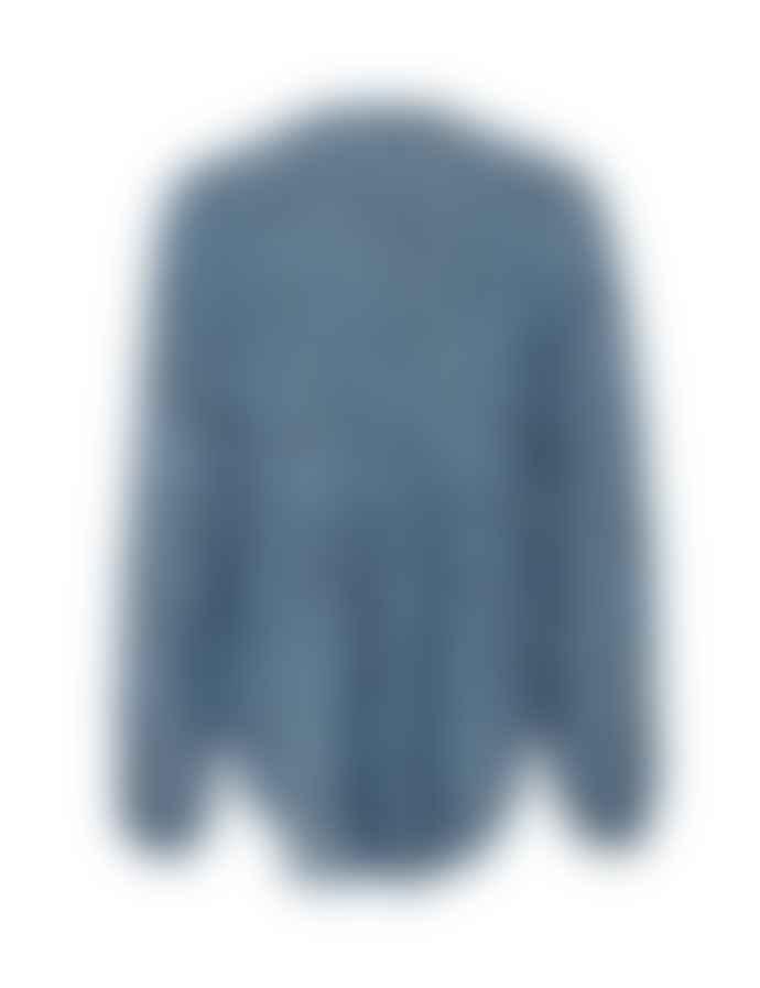 mbyM Jonie Blouse - Blue