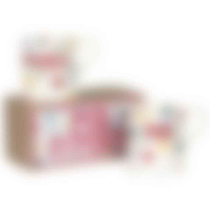Emma Bridgewater Polka Dot Mr Mrs Set Of 2 5 Pint Mugs Boxed
