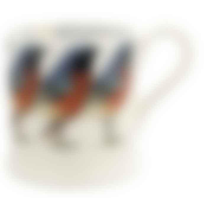 Emma Bridgewater Redstart 1 2 Pint Mug