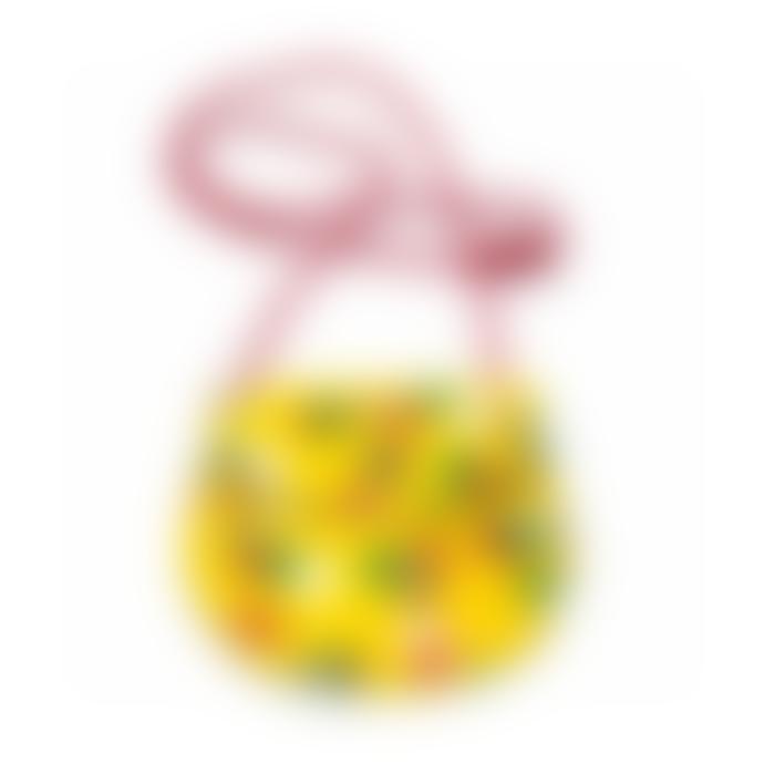 Ark Colour Design Leather Tutti Frutti Pocket Money Purse