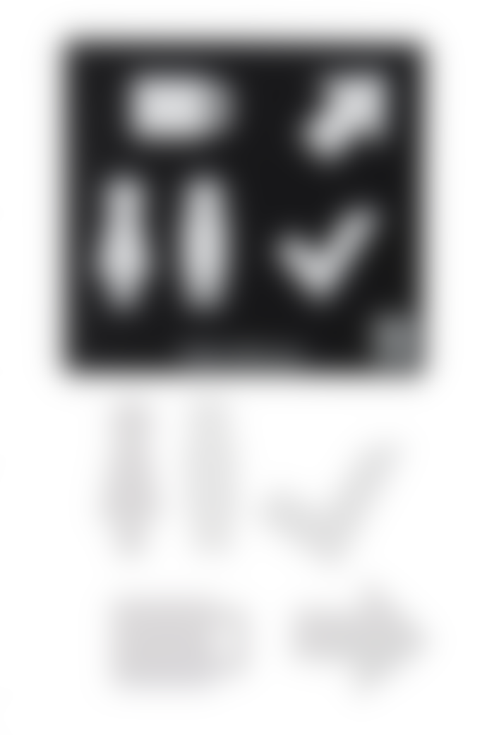Design Letters Message Board Signal Icons