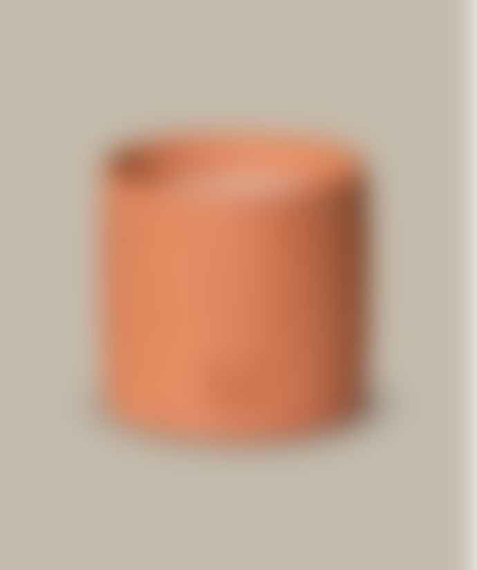 The Very Good Candle Company Rapeseed Wax and Essential Oils Candle in Terracotta Pot - Pilton