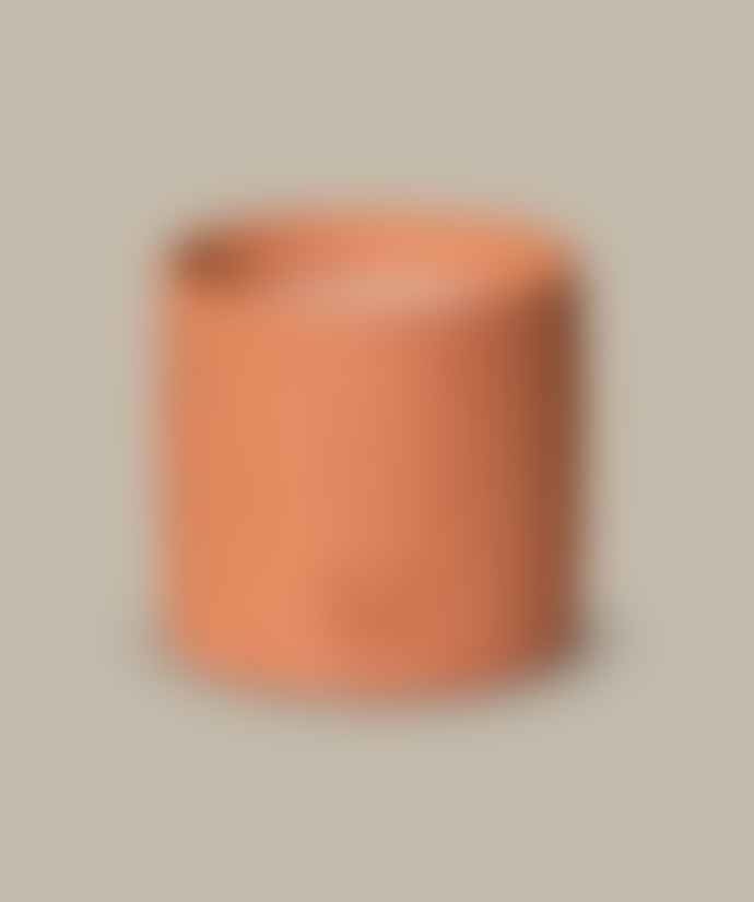 The Very Good Candle Company Rapeseed Wax and Essential Oils Candle in Terracotta Pot - Stormur