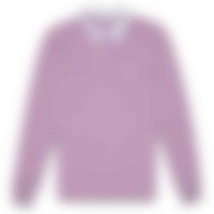Hikerdelic Fellow Rugby Shirt Lilac