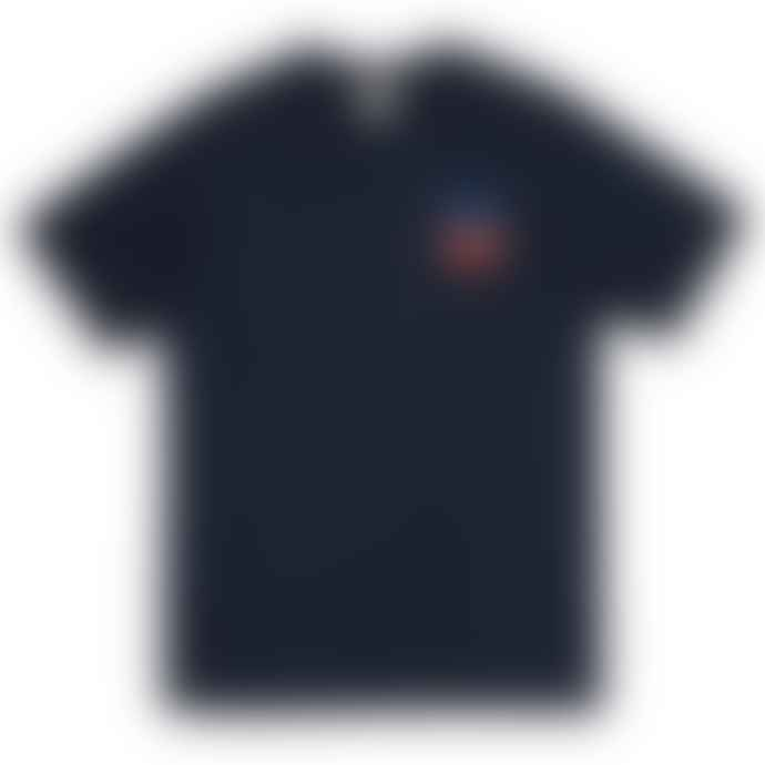 Hikerdelic Core Blend T Shirt Navy
