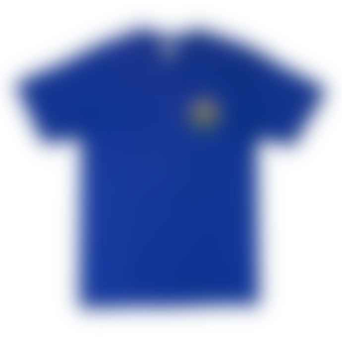 Hikerdelic Original Logo T Shirt Royal Blue