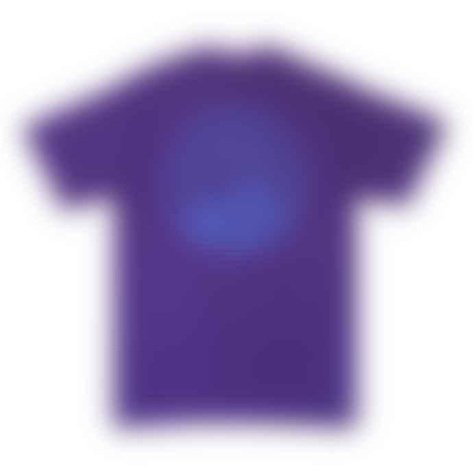 Hikerdelic Core Logo T Shirt Tee Purple