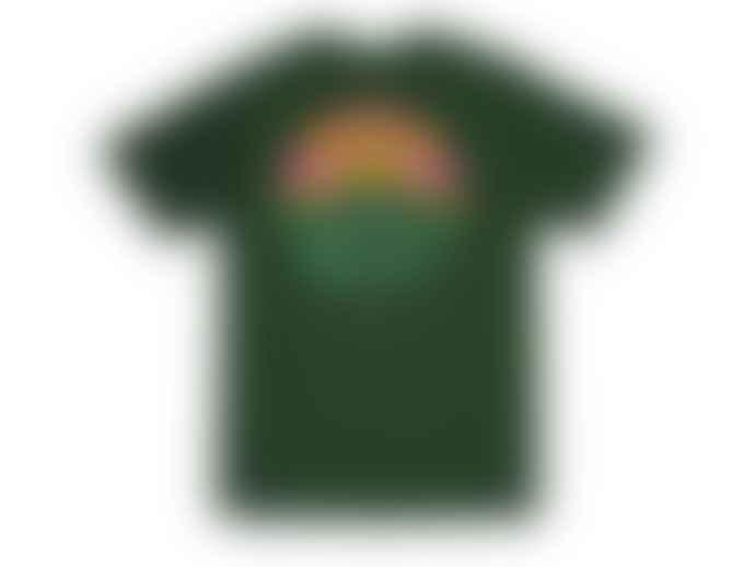 Hikerdelic Original Logo T Shirt Green