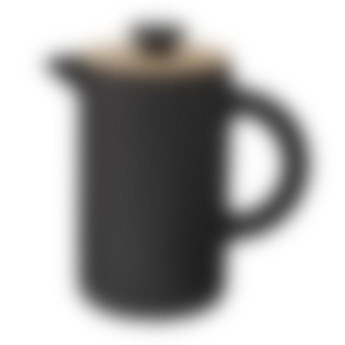Stelton 0.8 L Black Theo French Press Coffee Maker