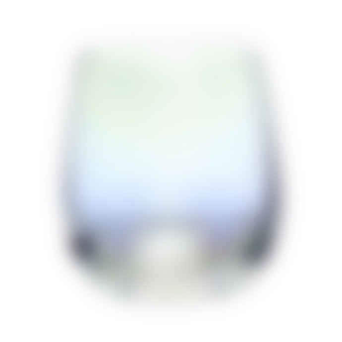 Hubsch A/S Drinking Glass, Iridescent