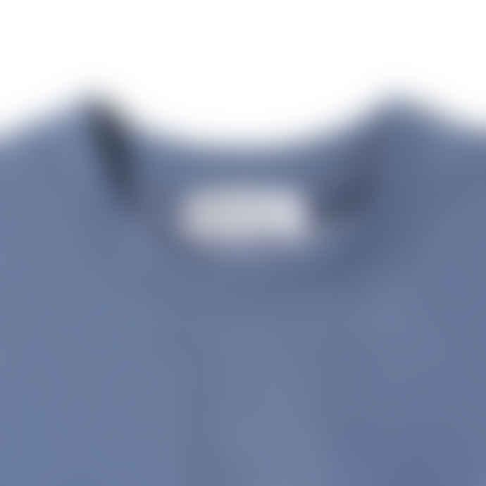 Partimento Blue Chubby Electric Sweatshirt