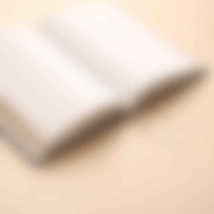 Navucko Diary/Notebook Hardcover - No Rain, No Flowers - Din A5