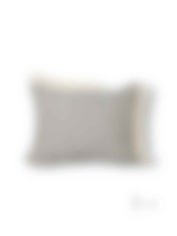 Ferm Living Off White Way Cushion