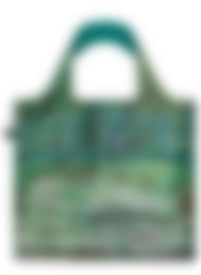LOQI Loqi Monet Japanese Footbridge Shopping Bag