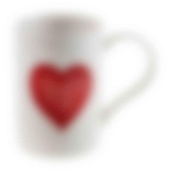 Serax  Red Heart Mug