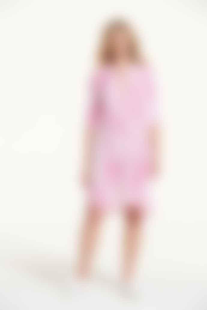 One Season Antibes Hot Pink Audrey Dress
