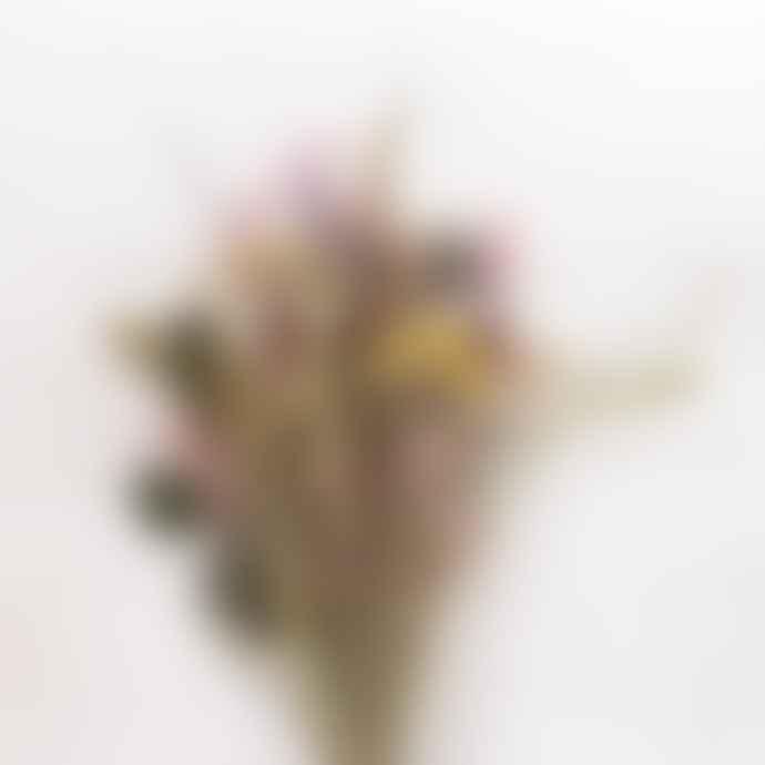 Dried Flowers Eucalyptus Bouquet