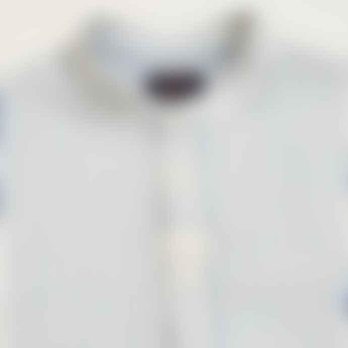Blue de Genes Dolgetta Harajuko Shirt 27 Blue Stripe