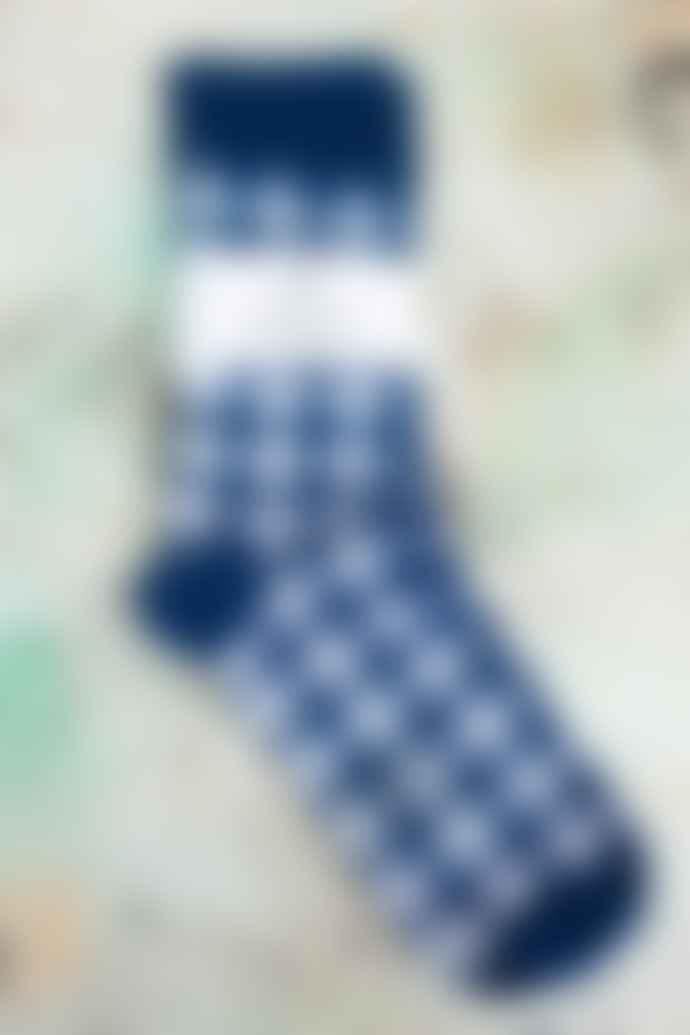 Royalties Vichy Saphire Socks