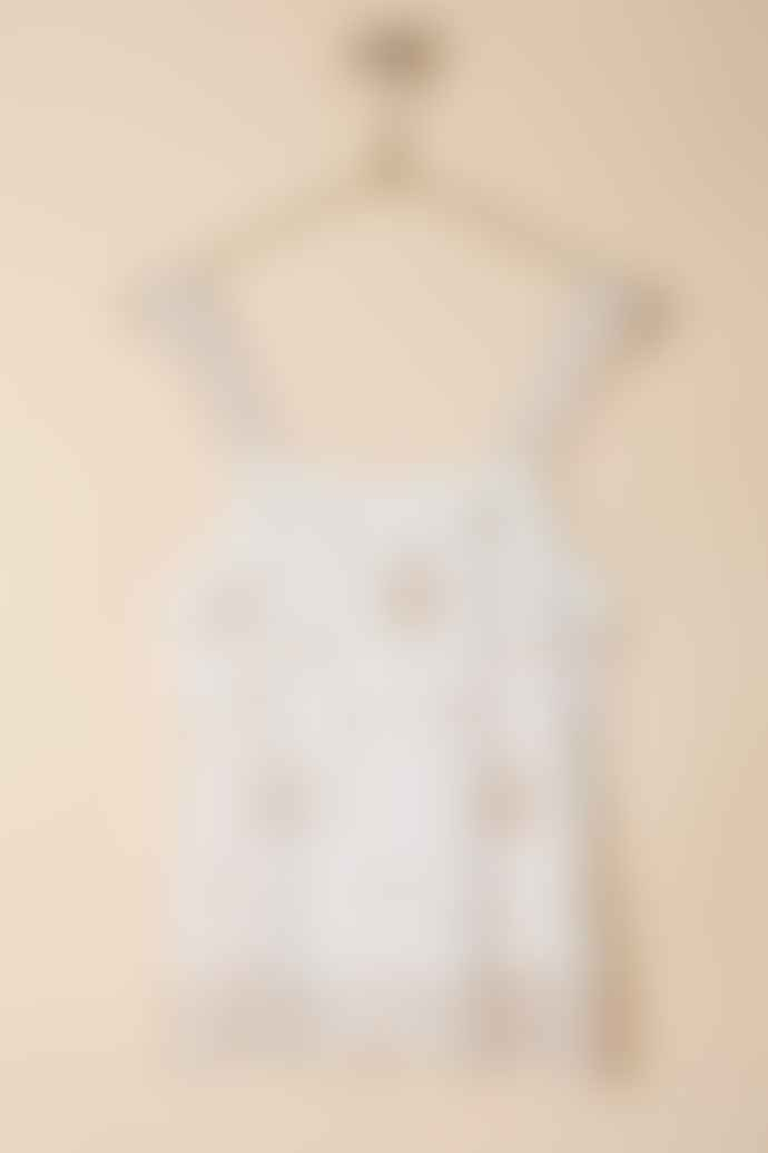 Indi & Cold Swiss Embroidery Camisole