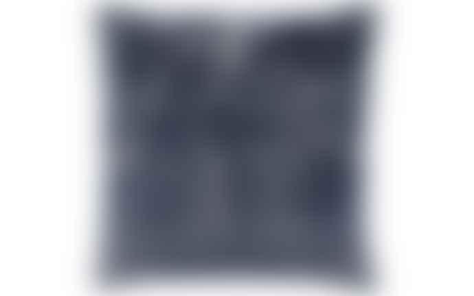Zuiver Midnight Blue Cushion Palm Tree, 45x45 cm