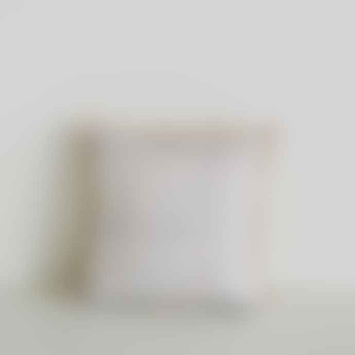 Jamini Shivu Mustard Pillowcase 16 x 16 inches
