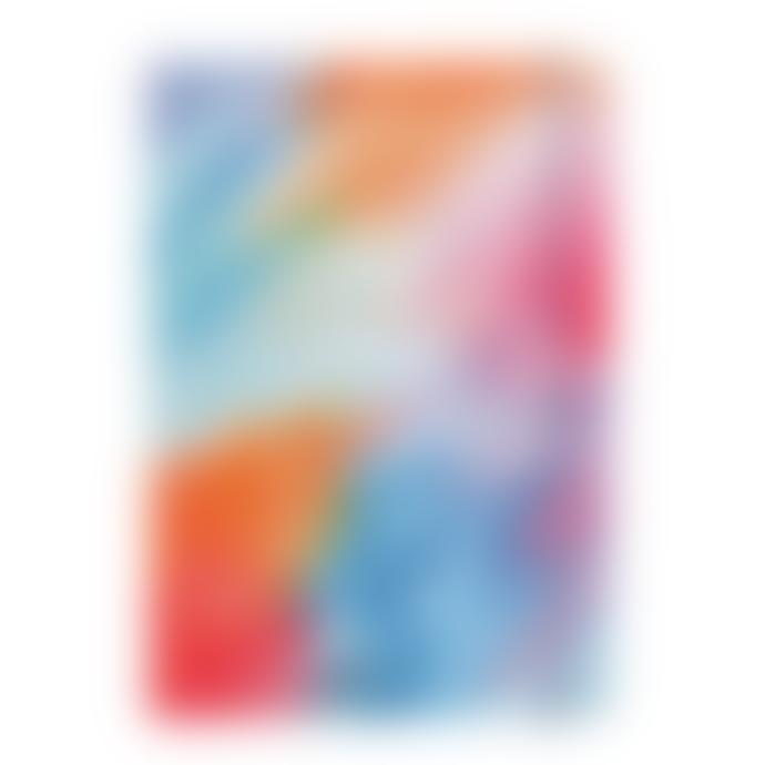 Portico Designs A5 Notebook - Colour wash