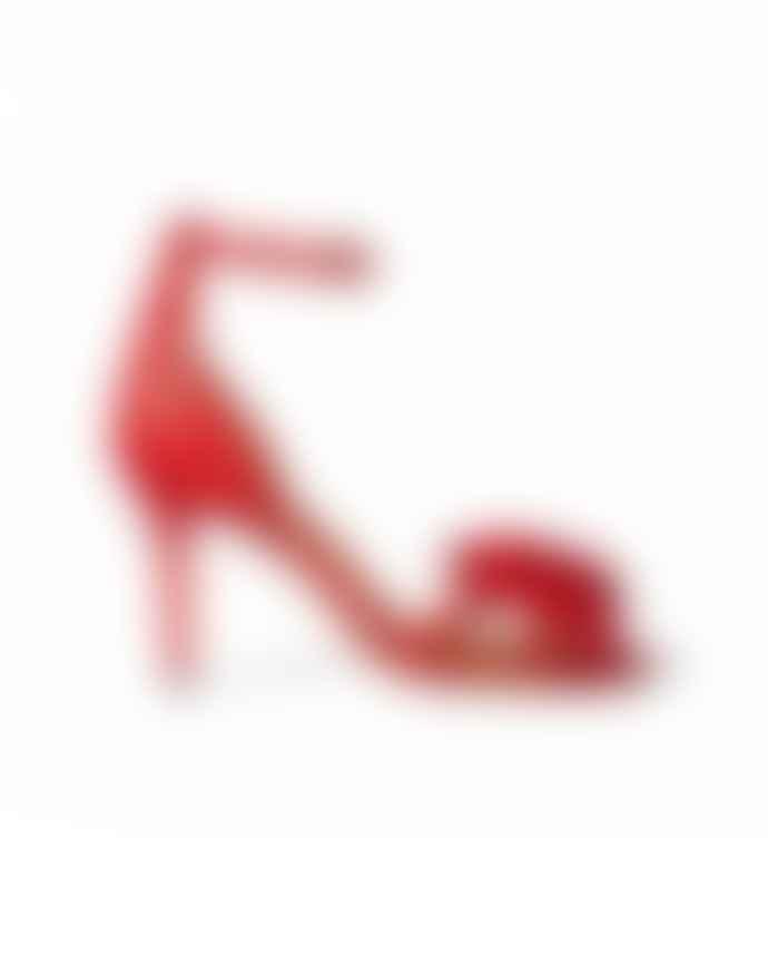 Jerome Dreyfuss Isabelle Sandals Red