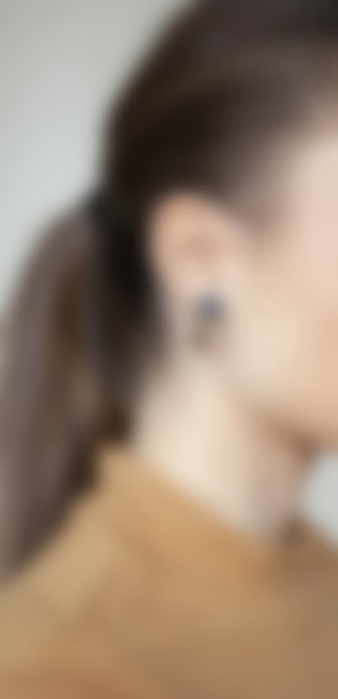 Studio Noknok Earrings Black 11