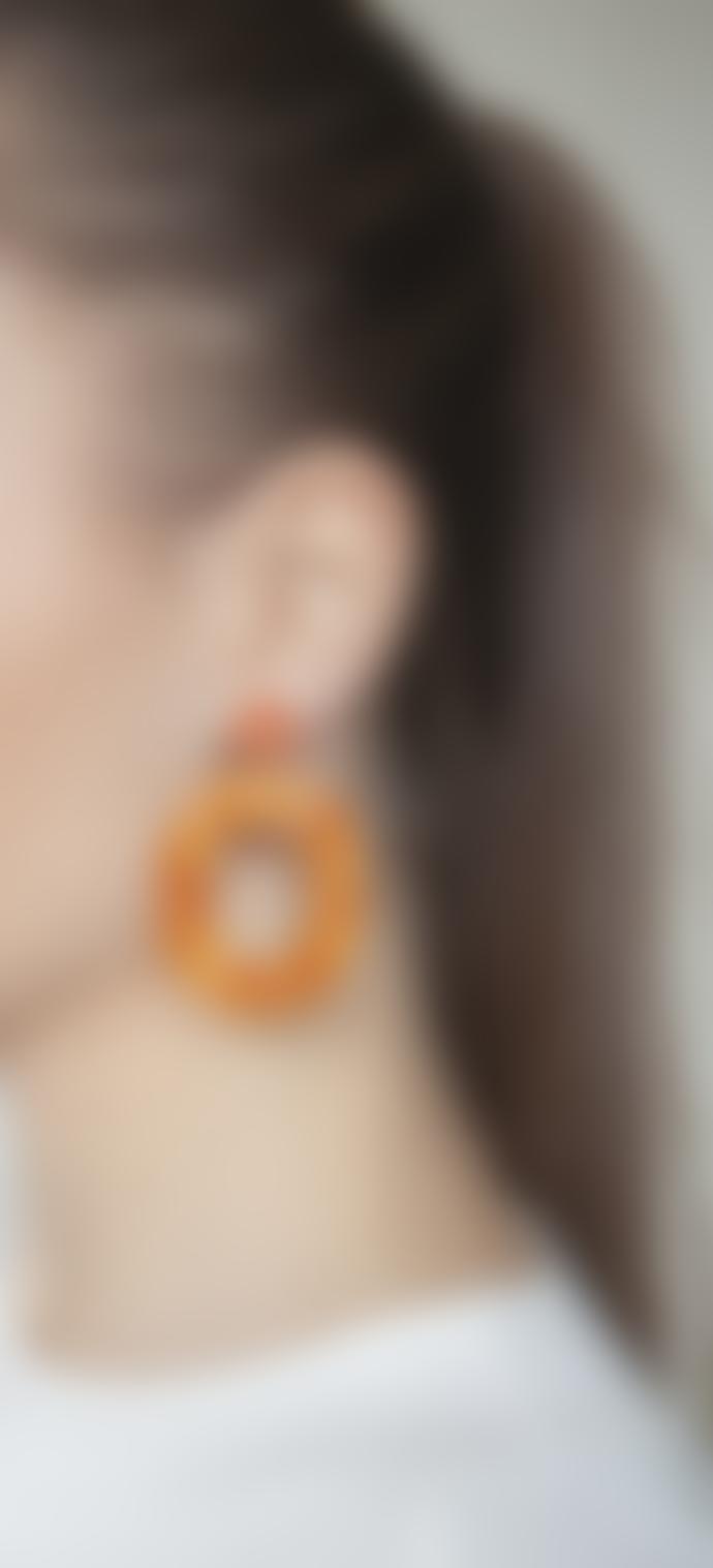 Studio Noknok Earrings Tropical 06