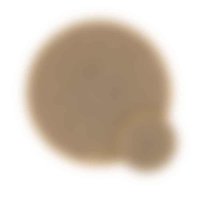 LIGA Eco Cork Orbit Placemat in Grey