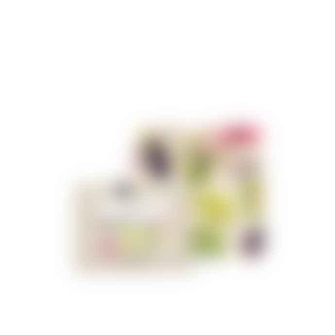 Little Bee Fresh Beeswax Food Wrap 'M 25 x 25 cm - Design Bees Dream'