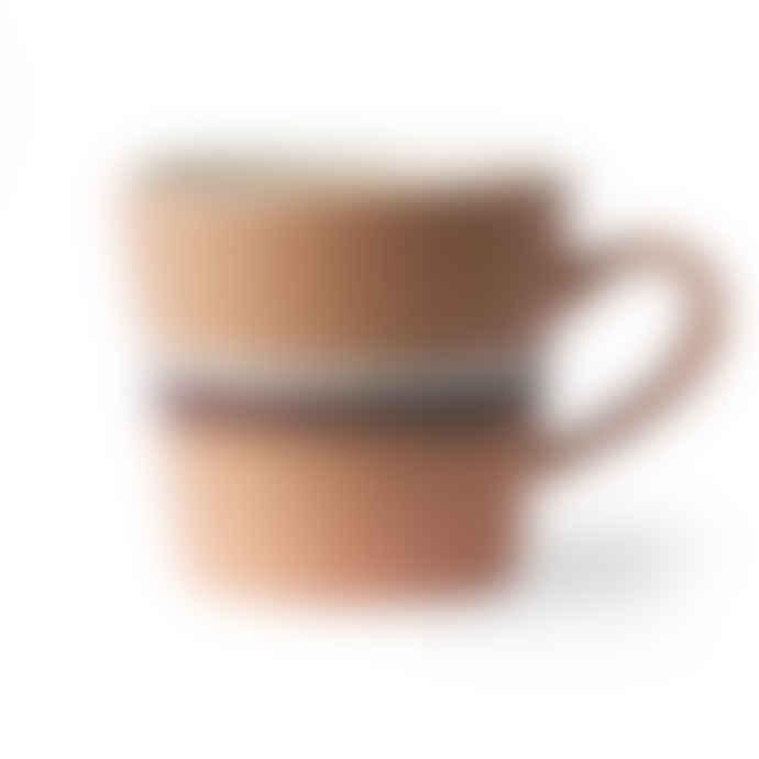 HKliving Ceramic Cappuccino Mug