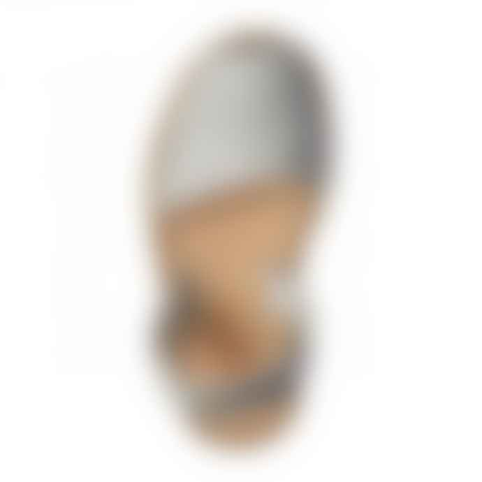 Minorquines Avarca Argento Sandal