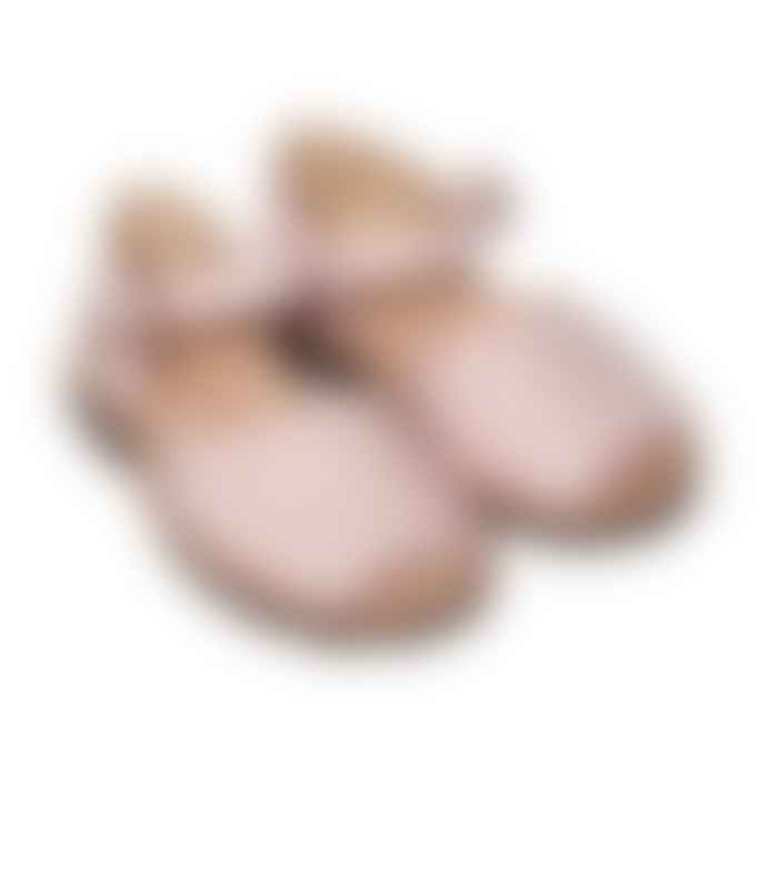 Minorquines Pink Frailera Sandal