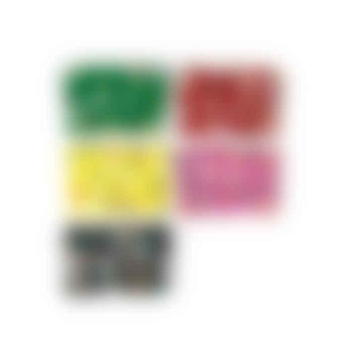 Ark Ark Colour Design Tutti Frutti Popper Purse